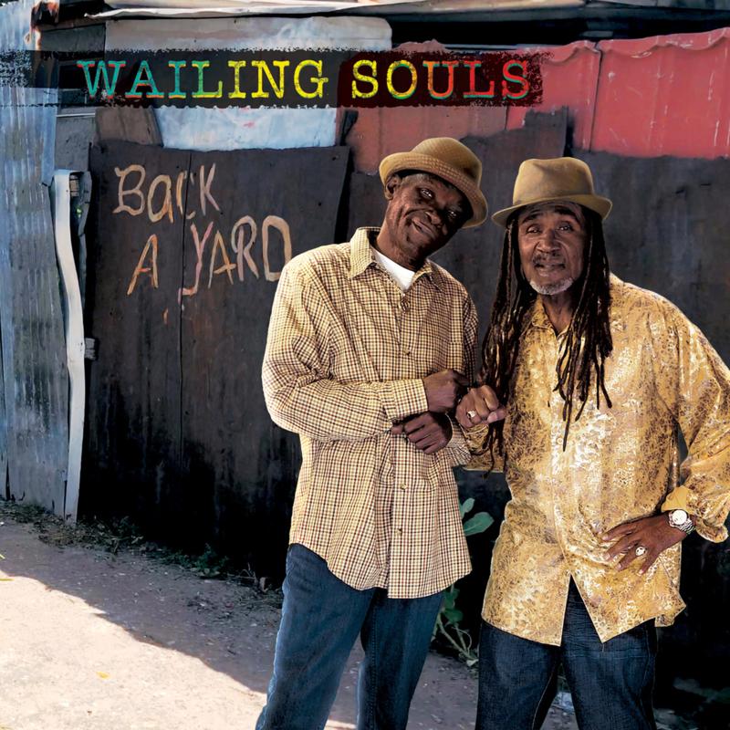 Wailing Souls - Back A Yard LP
