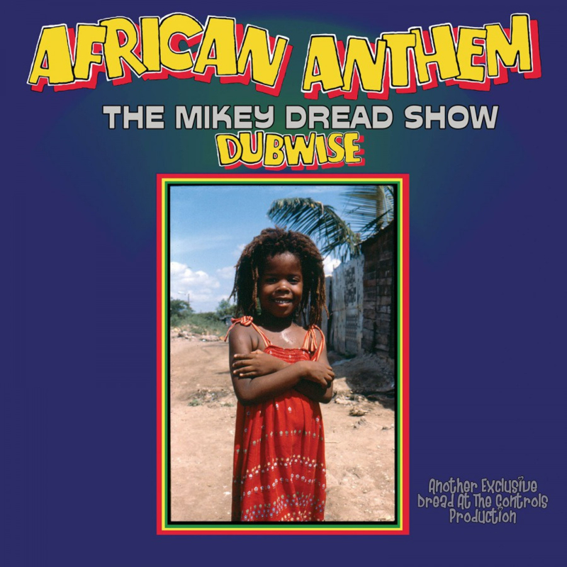 Mikey Dread - African Anthem (The Mikey Dread Show Dubwise) LP