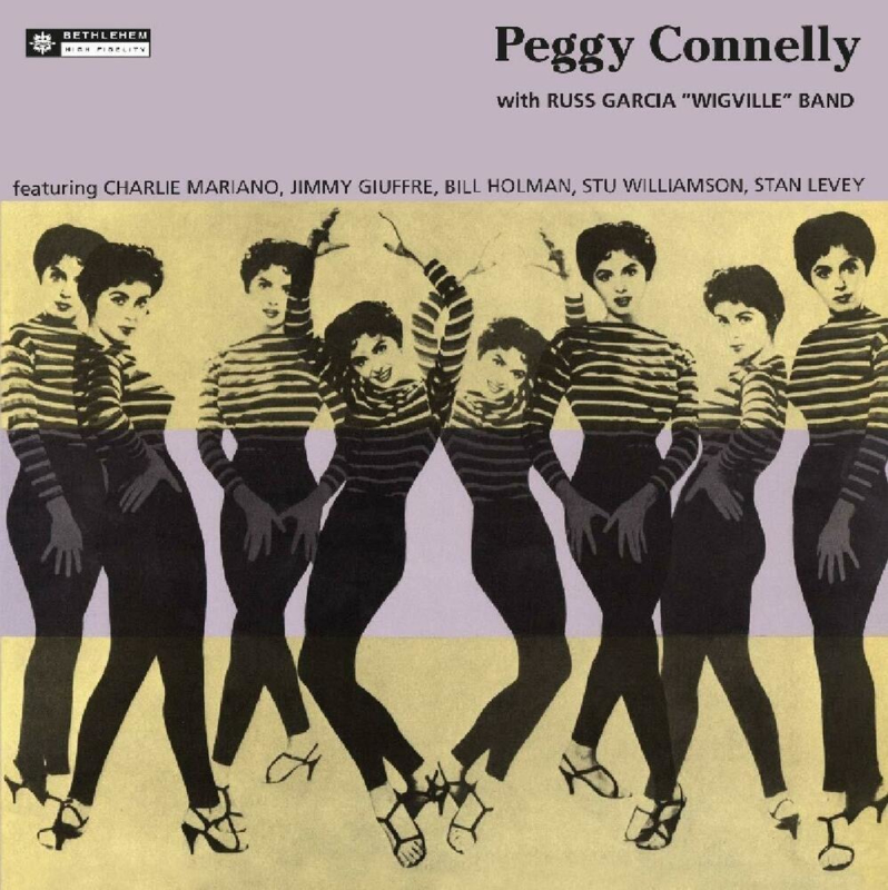Peggy Connelly - That Old Black Magic LP