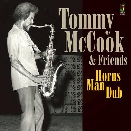 Tommy McCook & Friends - Horns Man Dub LP