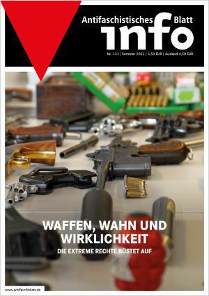 Antifaschistisches Infoblatt #131 (Sommer 2021)