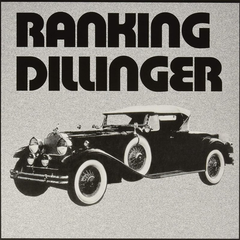 Ranking Dillinger - None Stop Disco Style LP
