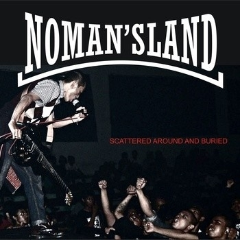 No Man's Land - Scattered Around And Buried CD