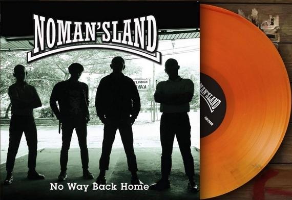 No Man's Land - No Way Back Home LP