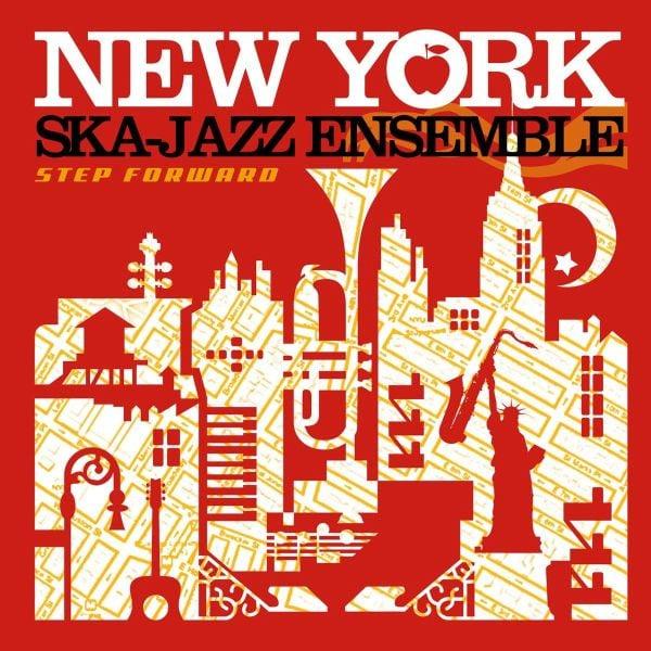 New York Ska-Jazz Ensemble - Step Foward LP