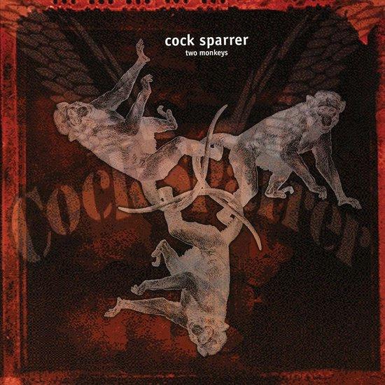 Cock SParrer - Two Monkeys LP