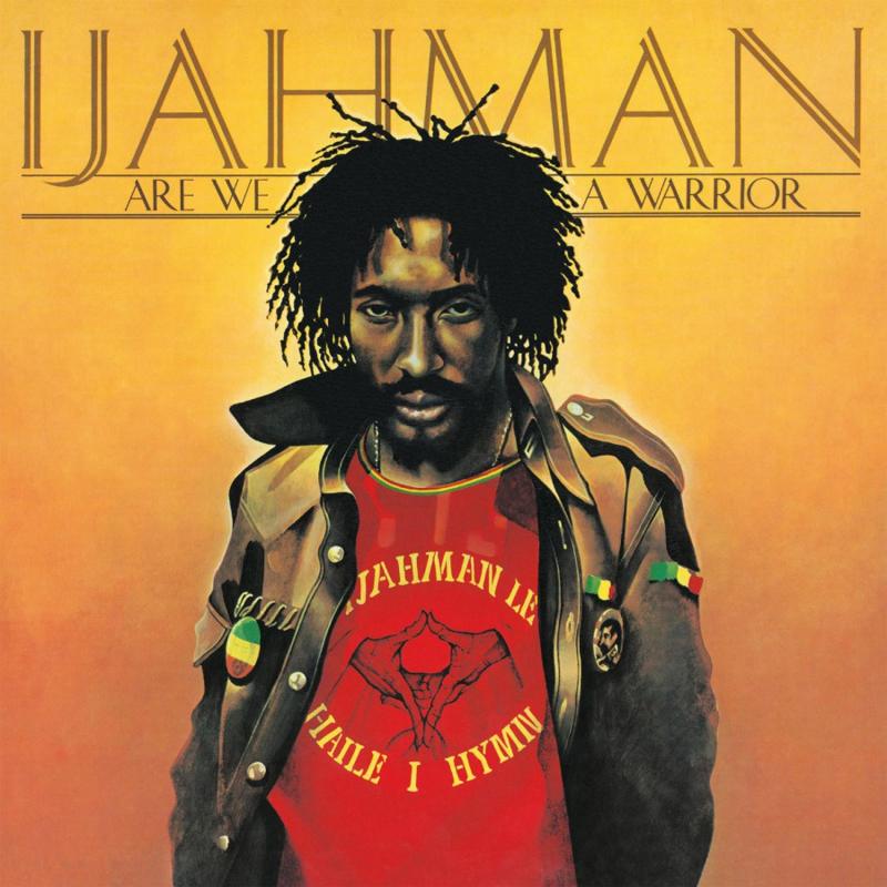 I Jah Man Levi aka IJahman- Are We A Warrior LP