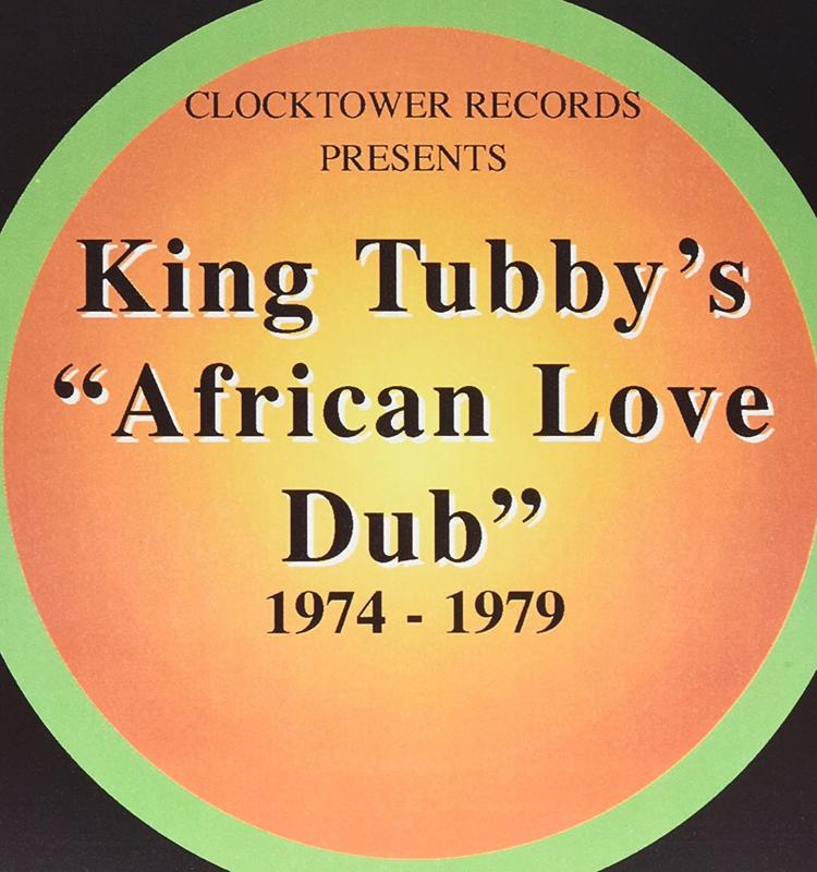 King Tubby - African Love Dub 1974 - 1979 LP