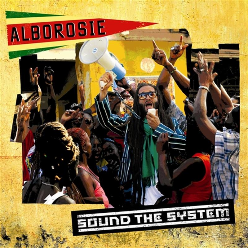 Alborosie - Sound The System LP