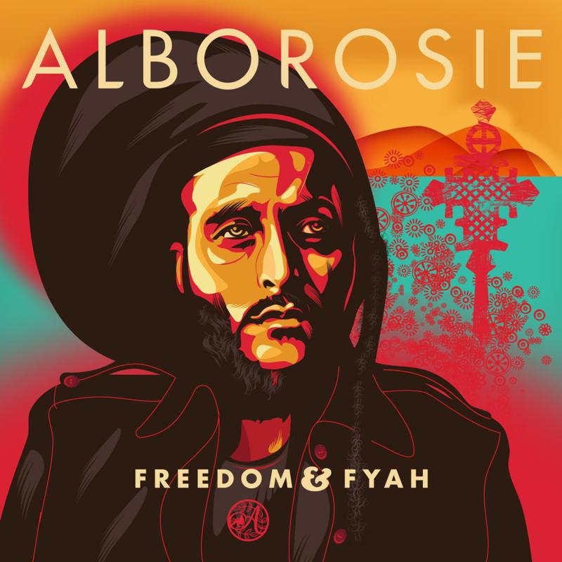 Alborosie - Freedom & Fyah LP