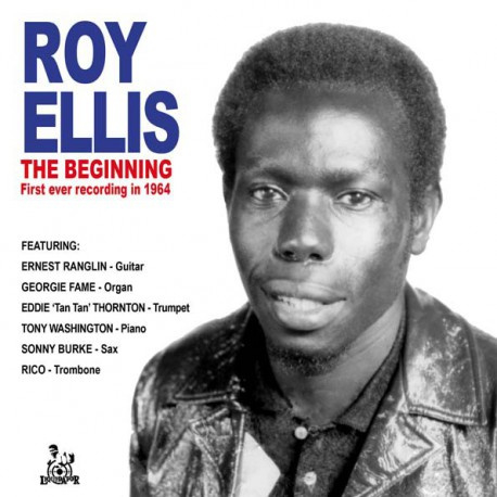 "Roy Ellis - The Beginning 7"""