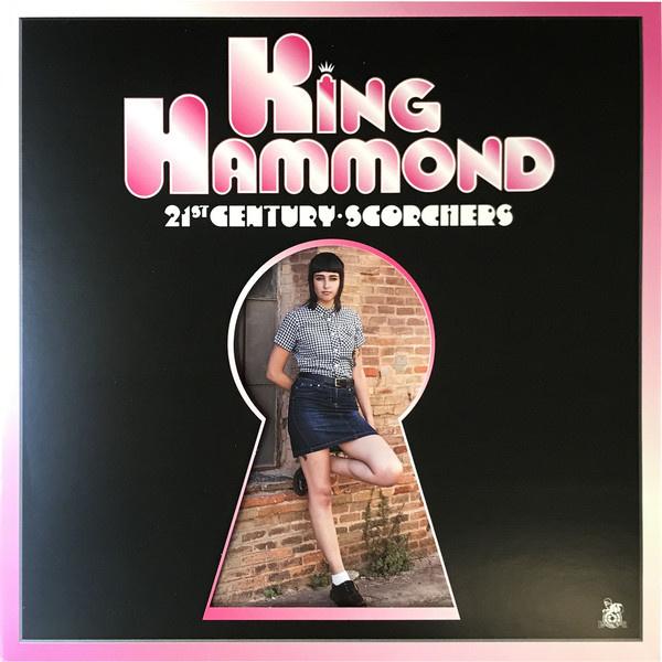 King Hammond - 21st Century Scorchers LP