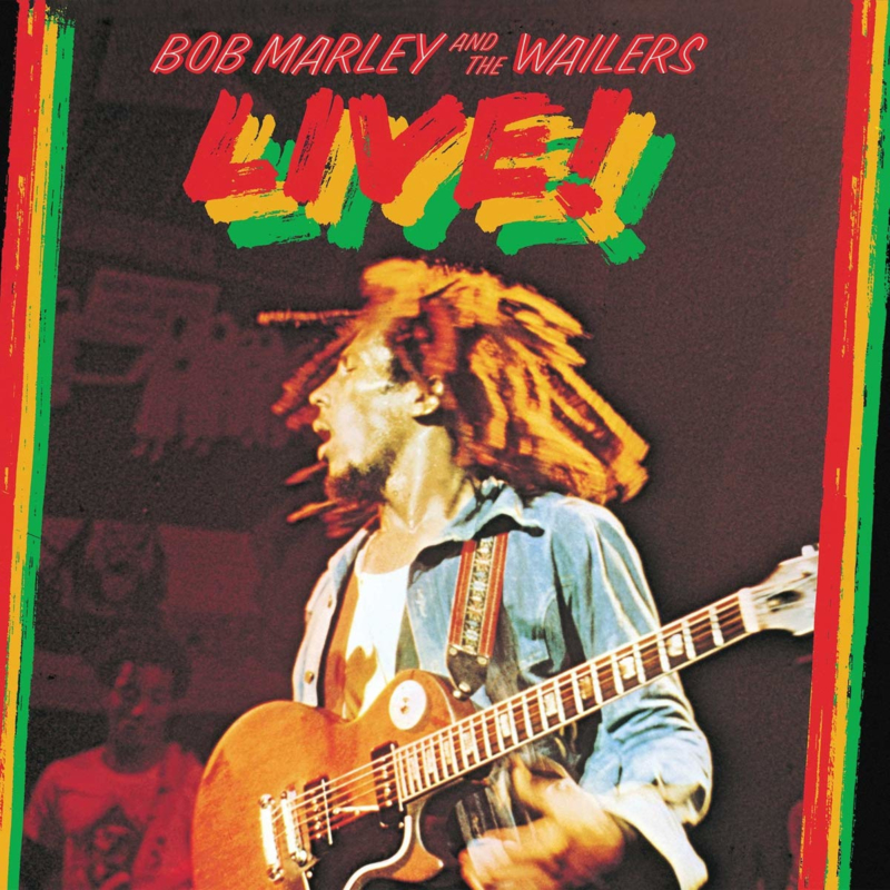 Bob Marley And The Wailers - Live! At The Lyceum TRIPLE LP