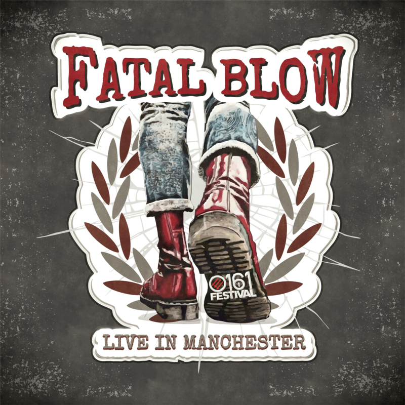 Fatal Blow - Live In Manchester LP