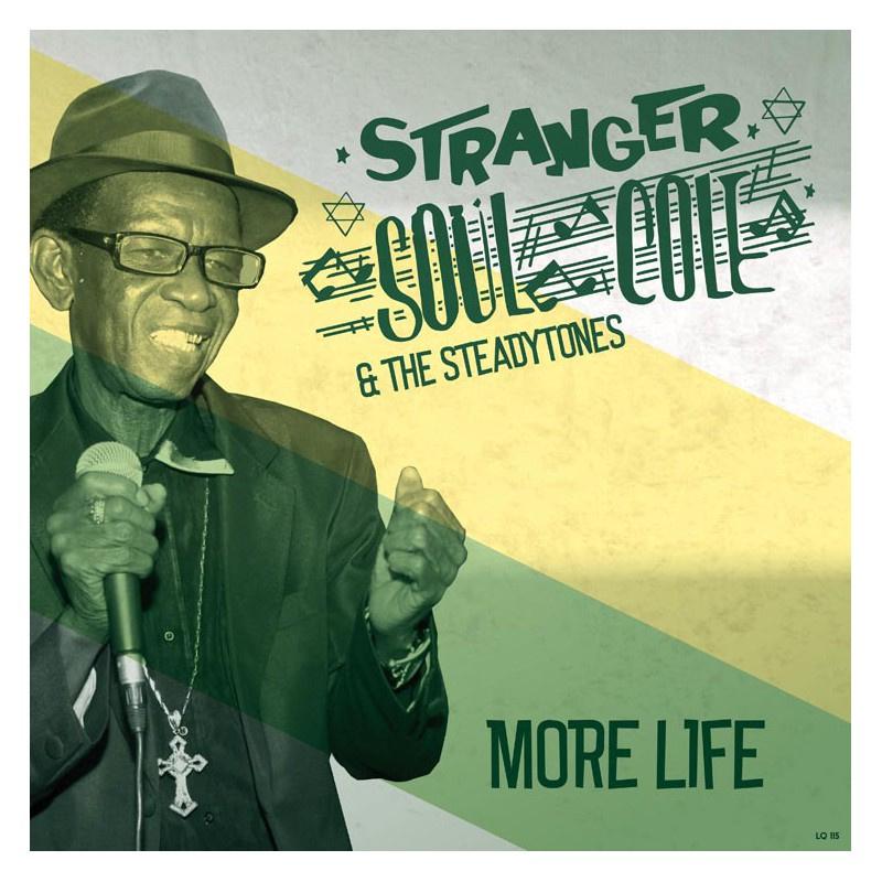 Stranger Cole & The Steadytones - More Life LP