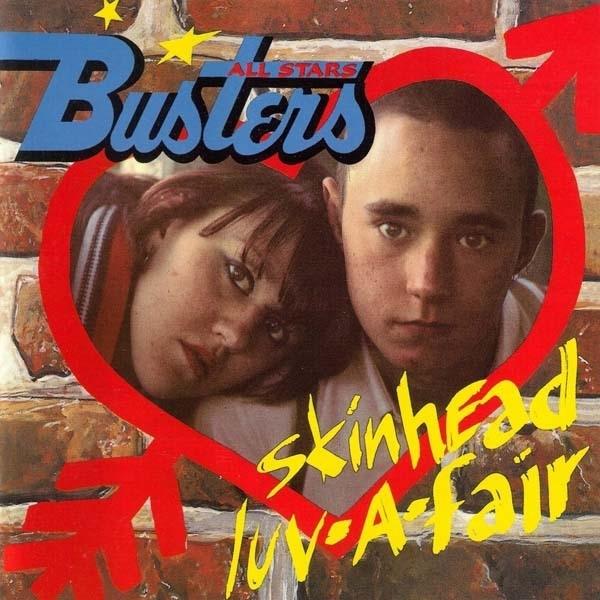 Busters All Stars - Skinhead Luv-A-Fair LP