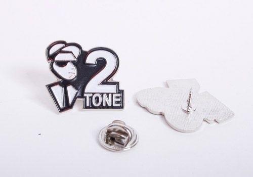 2 Tone - metalpin