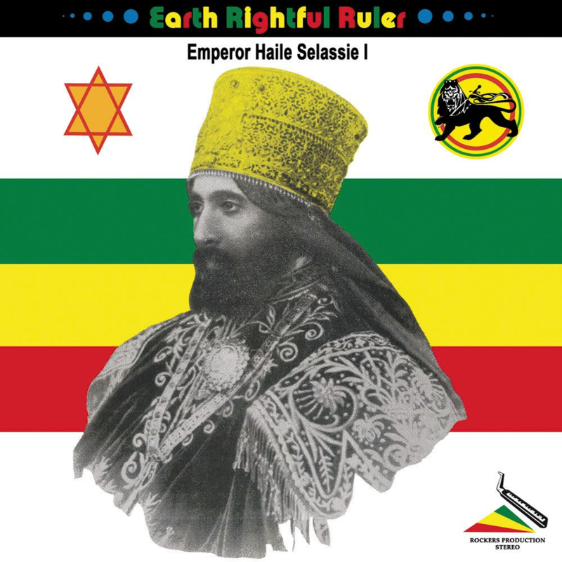 Augustus Pablo - Earth Rightful Ruler LP