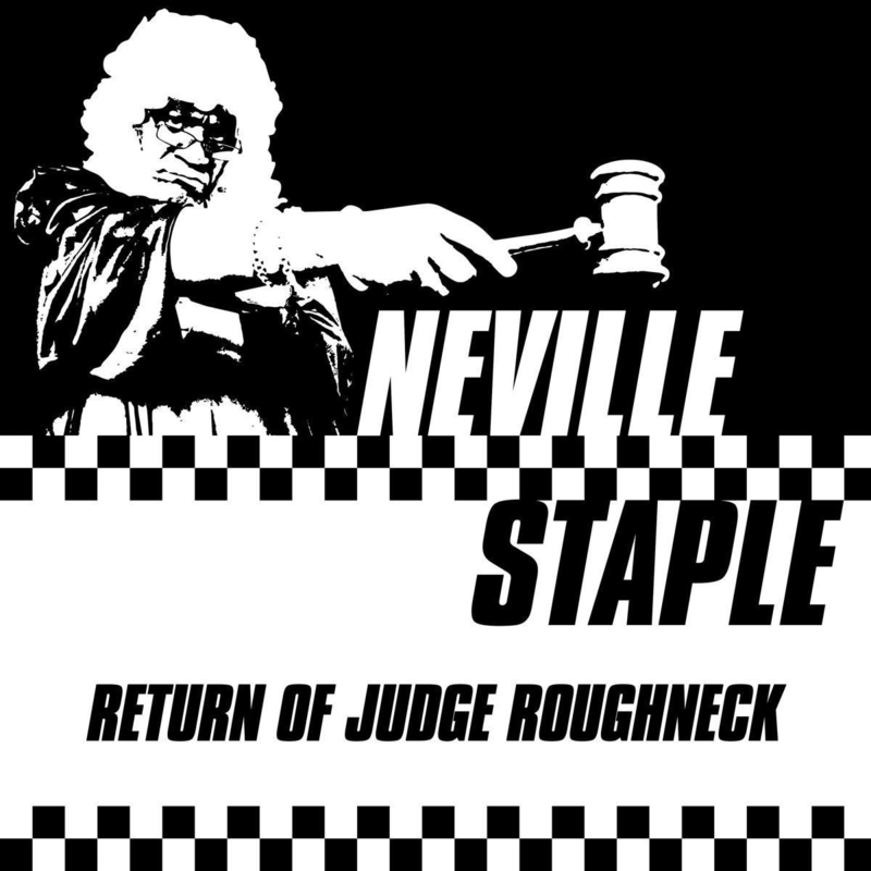 Neville Staple - Return of Judge Roughneck DOUBLE LP