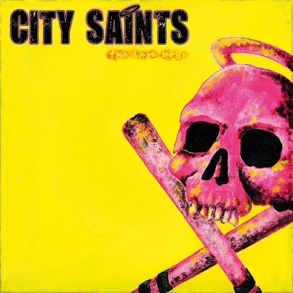 City Saints - The Last Boys EP