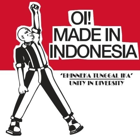Various - Oi! Made In Indonesia CD
