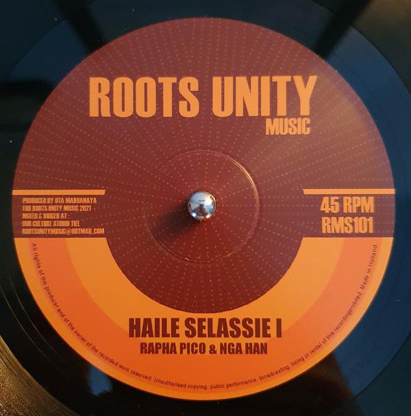 """Bunnington Judah / Rapha Pico & Nga Han - Always There / Haile Selassie 10"""""""