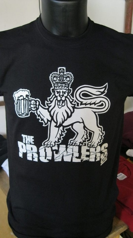 Prowlers, The - Lion T-Shirt