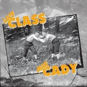 Lazy Class / Max Cady - split CD