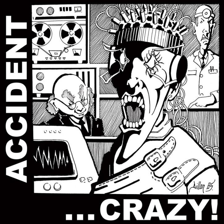 Major Accident - Crazy LP