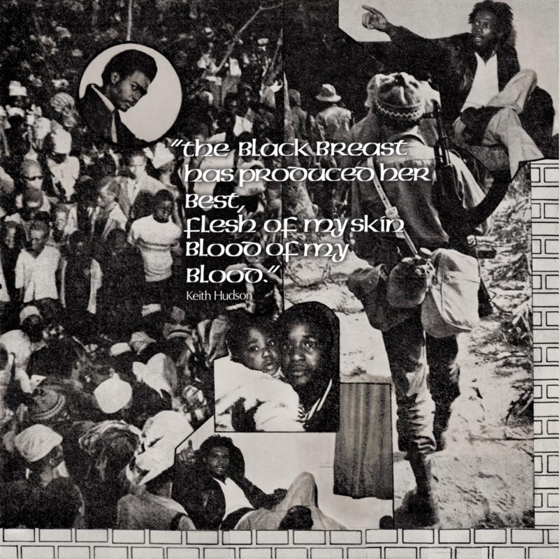 Keith Hudson - Flesh Of My Skin Blood Of My Blood LP