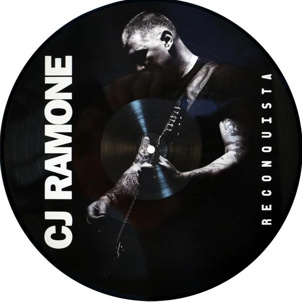 CJ Ramone - Reconquista LP (picture disc)