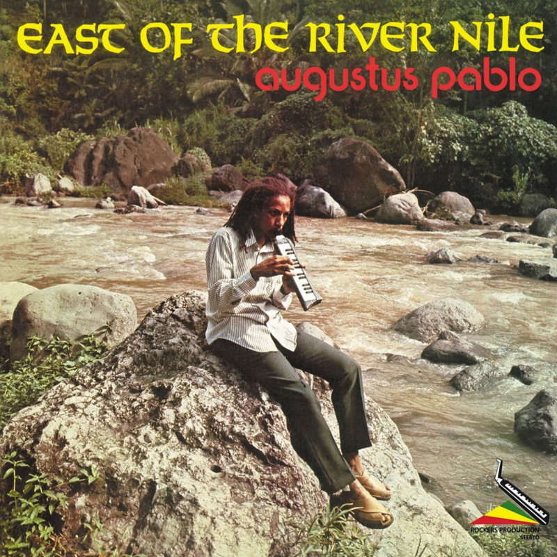 Augustus Pablo - East Of The River Nile LP
