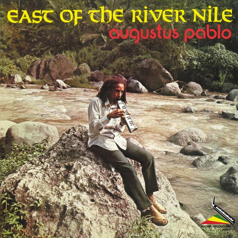 Augustus Pablo - East Of The River Nile LP