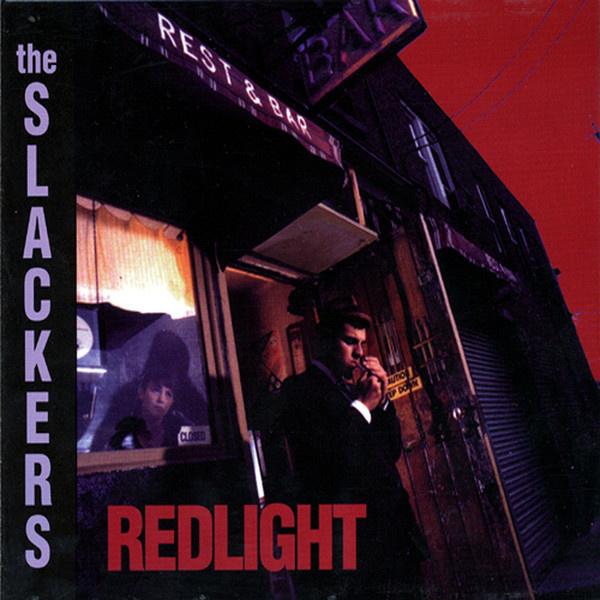 The Slackers - Redlight LP