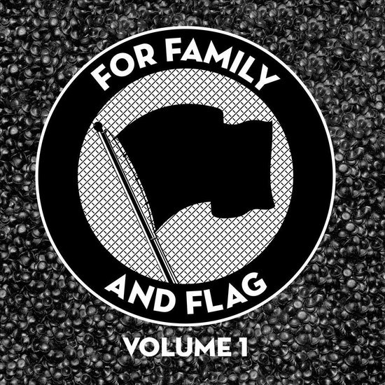 Various ‎- For Family and Flag Vol.1 LP