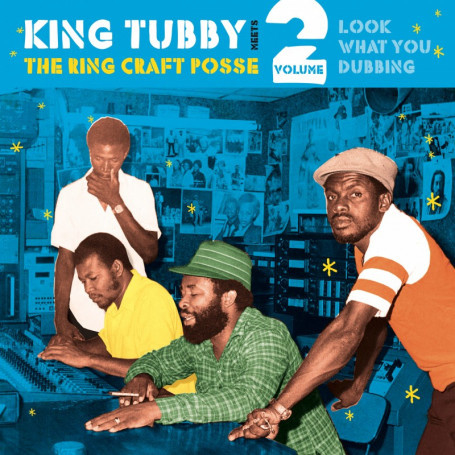 King Tubby Meets The Ring Craft Posse - Look What You Dubbing (Vol.2) LP