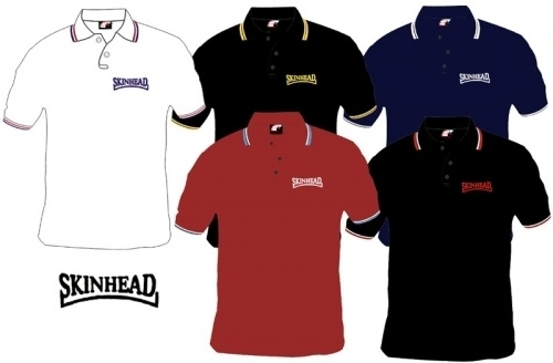 Skinhead (Lonsdale-style) polo