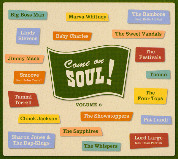 Various - Come On Soul! Volume 2 CD