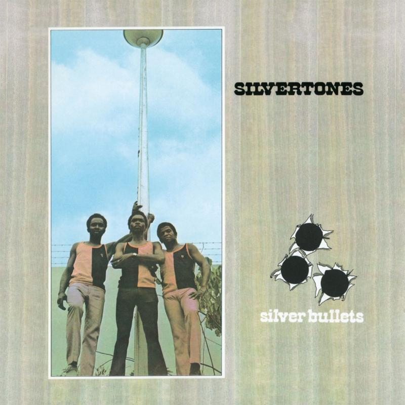 The Silvertones - Silver Bullets LP