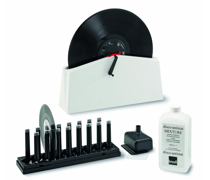 Disco-Antistat washing device generation II