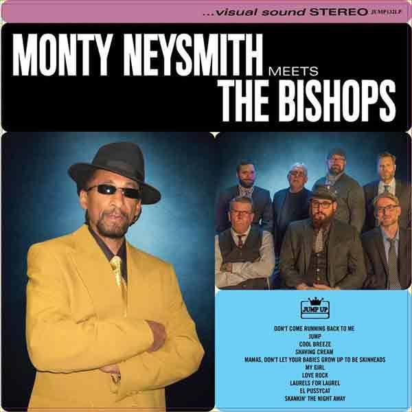 Monty Neysmith & The Bishops - Monty Neysmith Meets The Bishops LP
