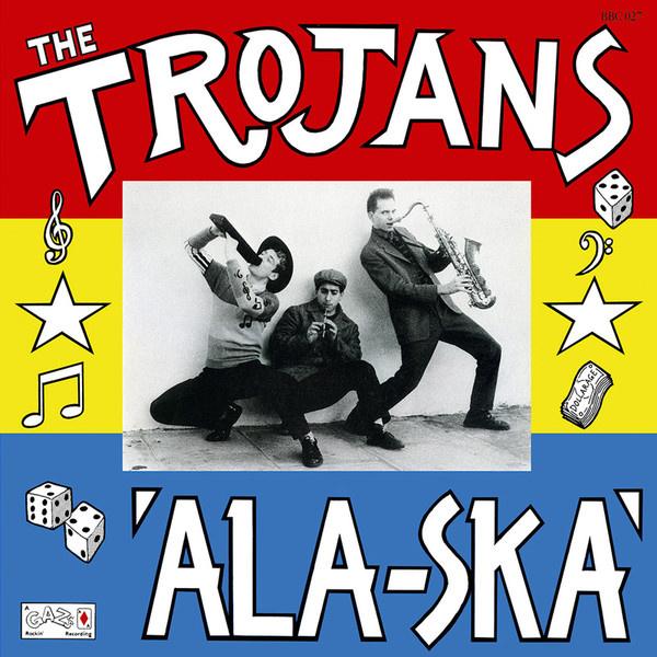 The Trojans - Ala Ska LP