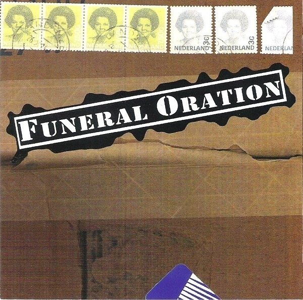 Funeral Oration - Funeral Oration CD