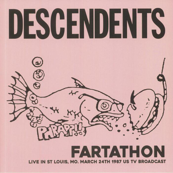 Descendents - Fartathon LP