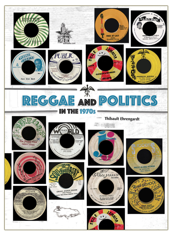 Thibault Ehrengardt - Reggae and Politics In The 1970s book
