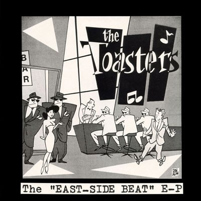 Toasters, The - East Side Beat EP