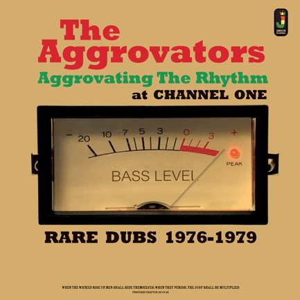 The Aggrovators - Aggrovating The Rhythm At Channel One LP