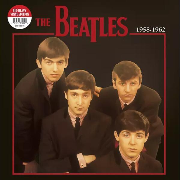 The Beatles - 1958-1962 LP