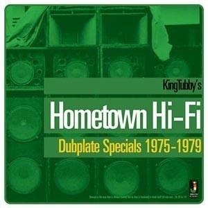 King Tubby - King Tubby's Hometown Hi-Fi LP