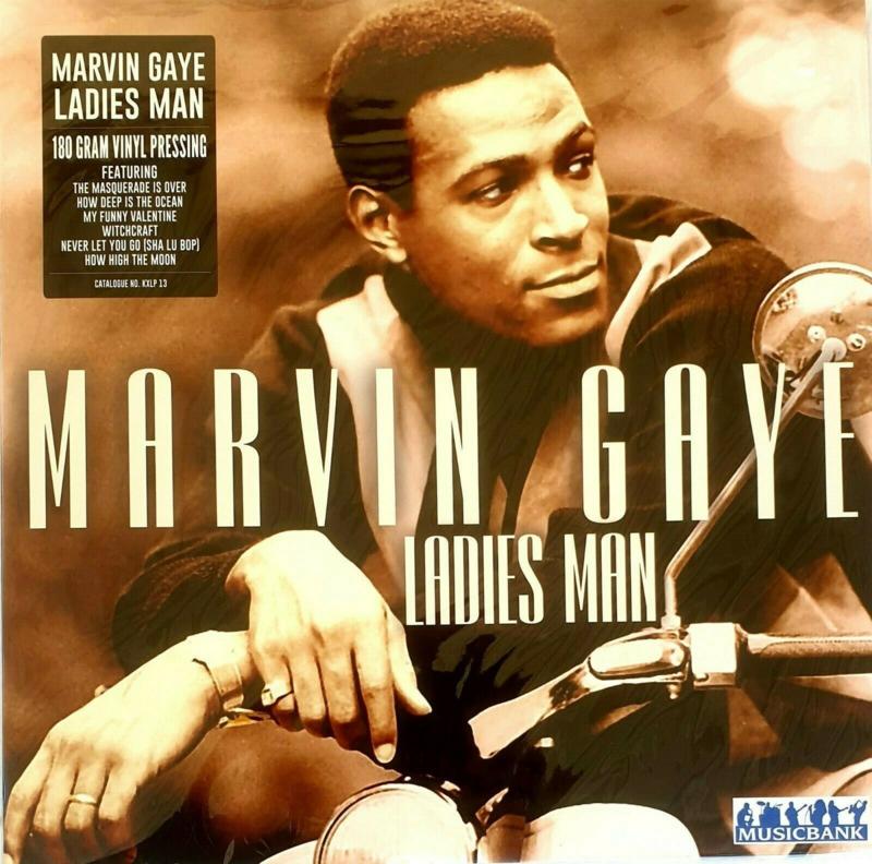Marvin Gaye - Ladies Man LP